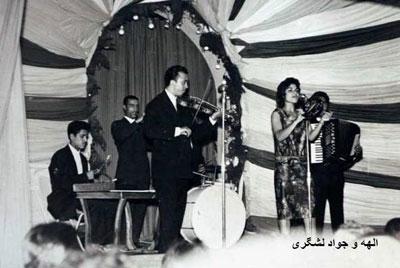 هفتاد و یکمین سال تاسیس رادیو ملی ایران