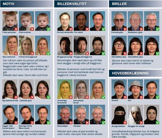 عکس پاسپورت مردان