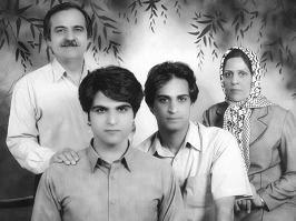 nazila-family