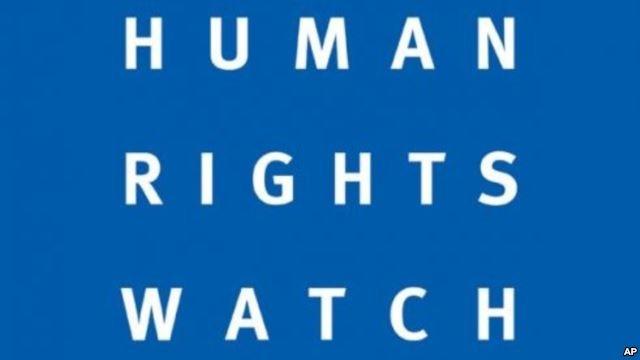 human right watch hr