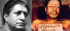 دکتر محمدرضا عاملی تهرانی ـ اعدام در آغاز انقلاب