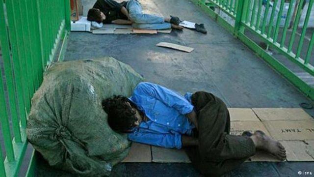 بیخانمانی، از مظاهر اصلی فقر در ایران