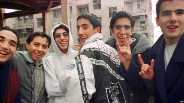javanan irani